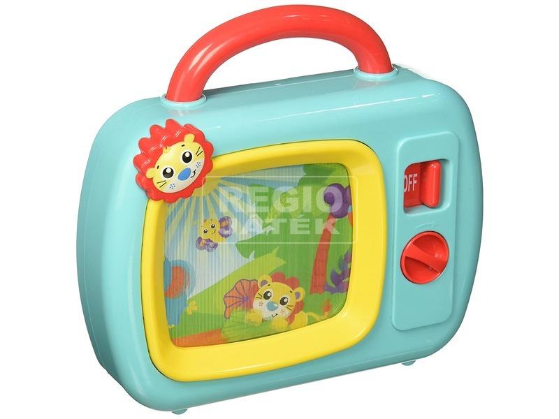 Zenélő baba TV