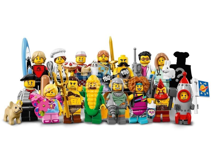 kép nagyítása LEGO® Minifigures, minifigurák 71018