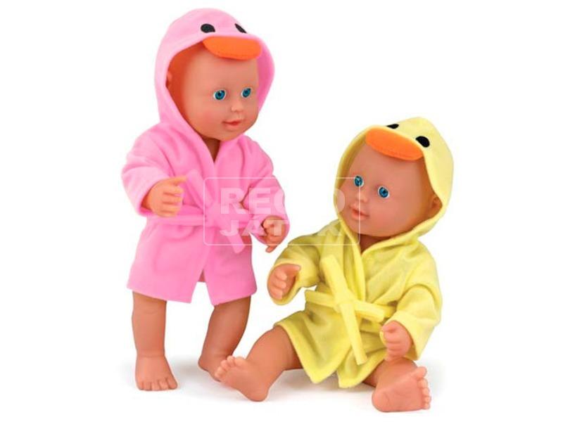 Fürdethető baba - 25 cm, többféle