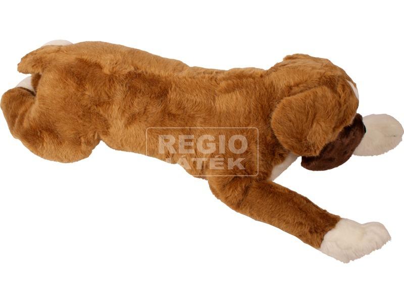 Sharpei fekvő plüsskutya - 100 cm
