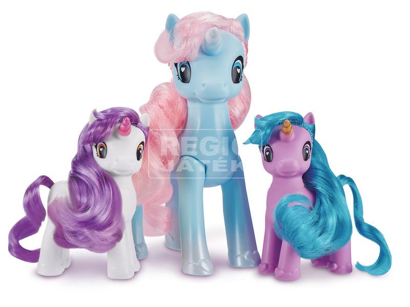 Sparkle Girlz unikornis család