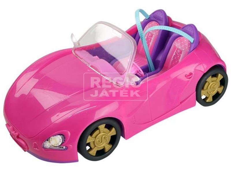 kép nagyítása Sparkle Girlz - Rózsaszín kabrió autó