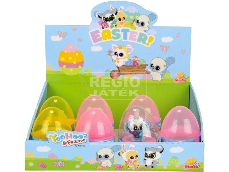 YooHoo és barátai figura tojásban - többféle