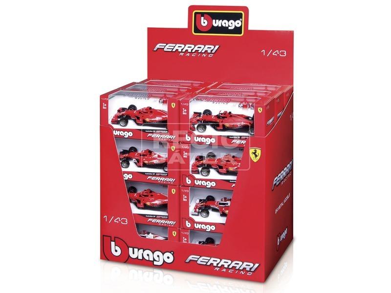kép nagyítása Bburago 1 /43 versenyautó-Ferrari SF90