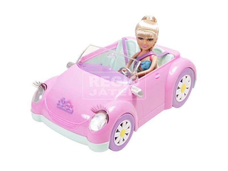 kép nagyítása Sparkle Girlz kabrió autó babával