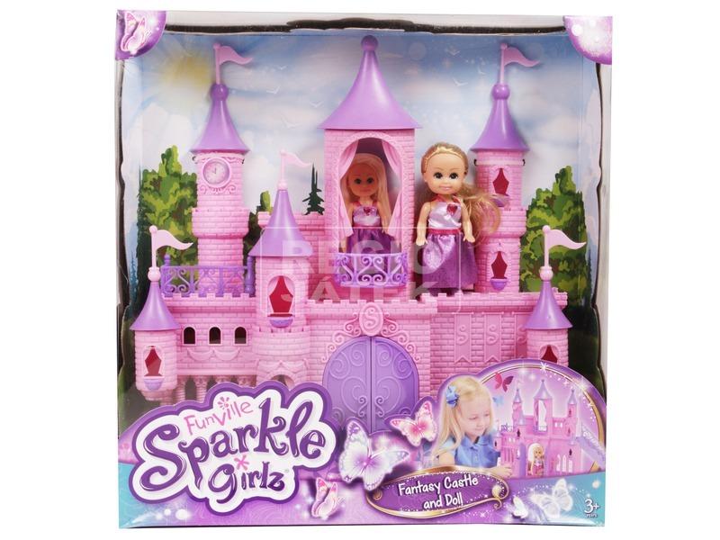 Sparkle Girlz kastély készlet