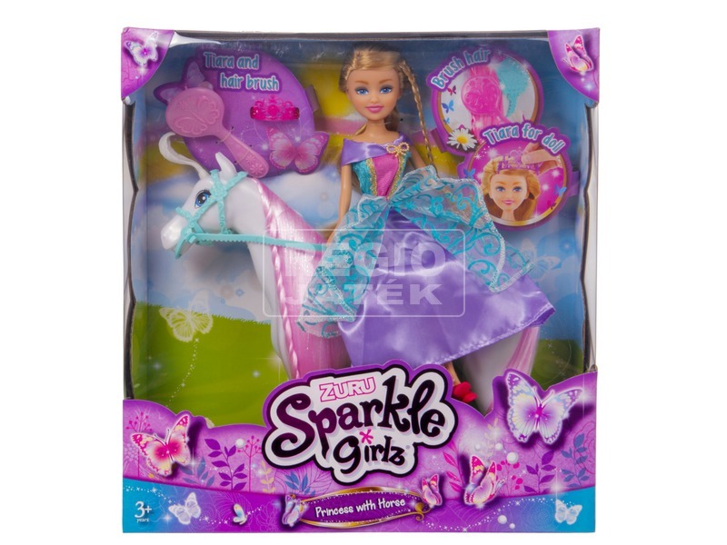 Sparkle Girlz hercegnő lovon - többféle