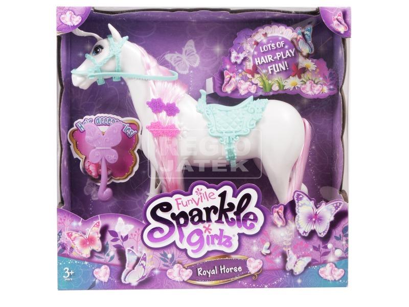 Sparkle Girlz hercegi ló
