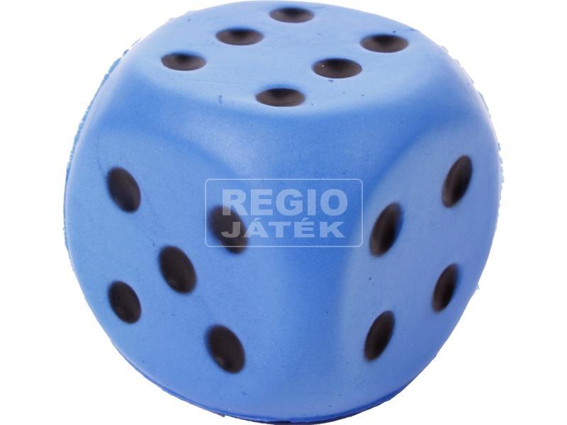 6 cm szivacs kocka, 4 szín