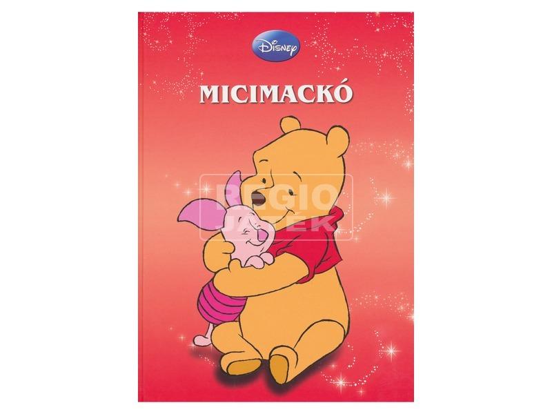 Micimackó - Disney filmek gyűjteménye könyv