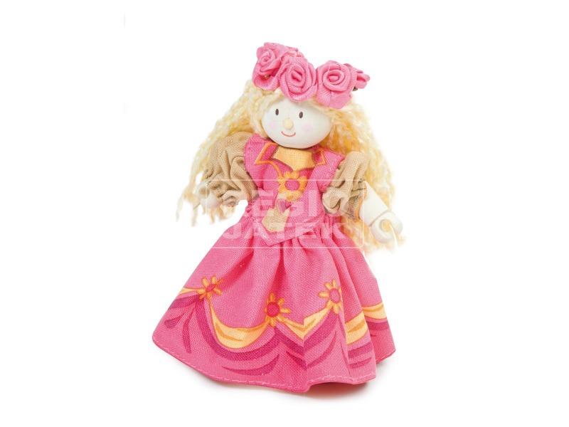Le Toy Van Budkins hercegnő fa figura