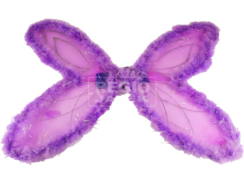 Csillámló tollas pillangószárny - többféle