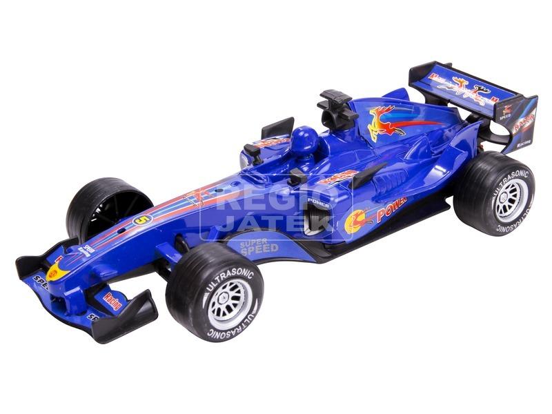 kép nagyítása Forma 1 lendkerekes műanyag autó 1:12
