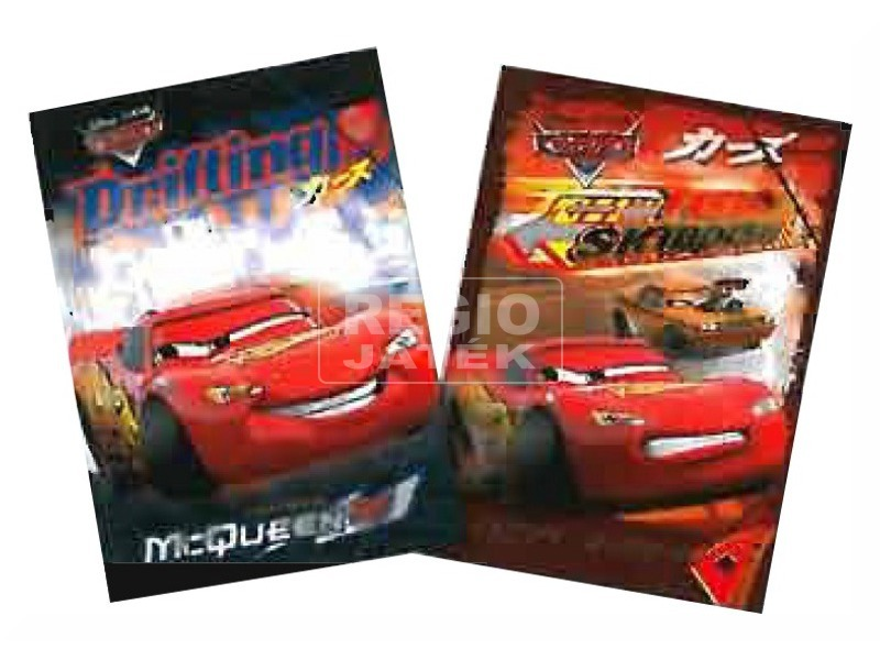 A /5 gumis mappa Cars