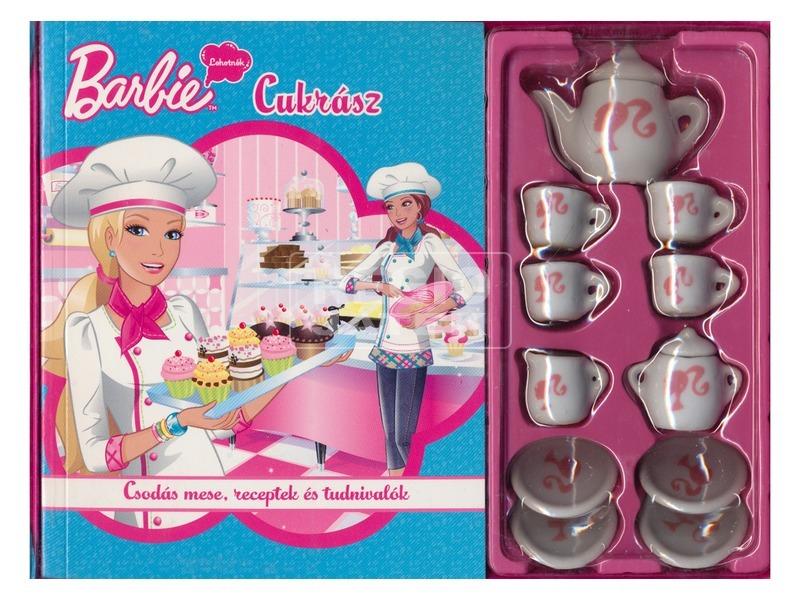 Barbie - Lehetnék cukrász