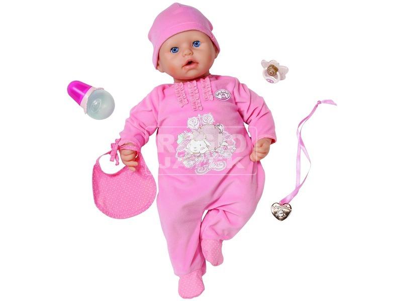 Baby Annabell 8 funkciós baba - 46 cm