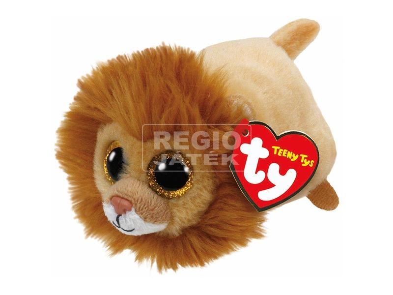 Regal oroszlán plüssfigura - 10 cm