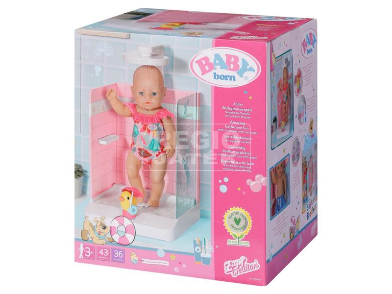 Baby Born zuhanykabin