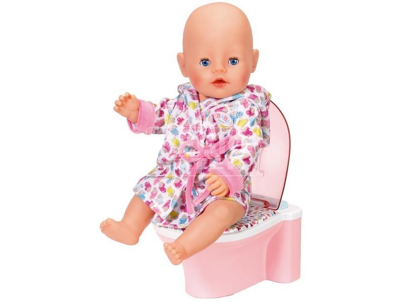 kép nagyítása Baby Born WC készlet 849f6350fc