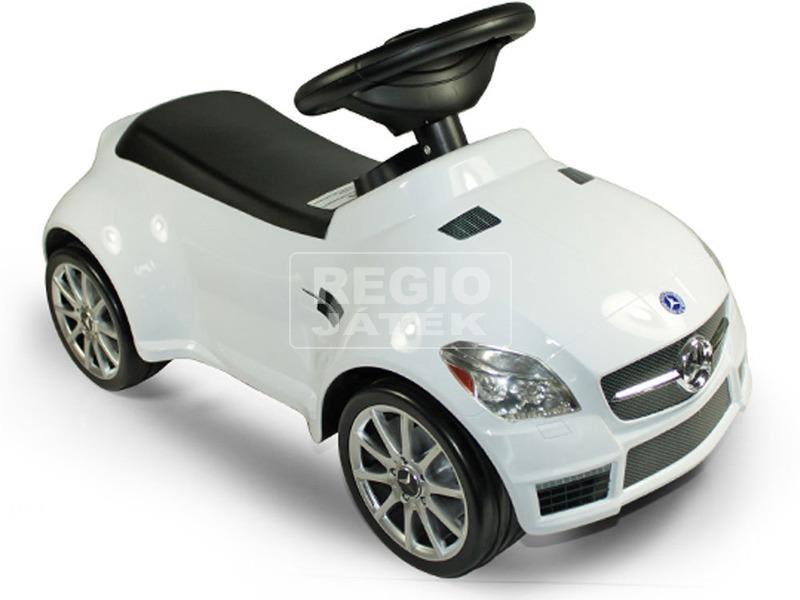 kép nagyítása Mercedes-Benz SLK 55 AMG lábbal hajtós kisautó - többféle