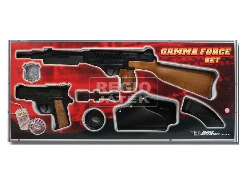 Gamma Fire puska készlet