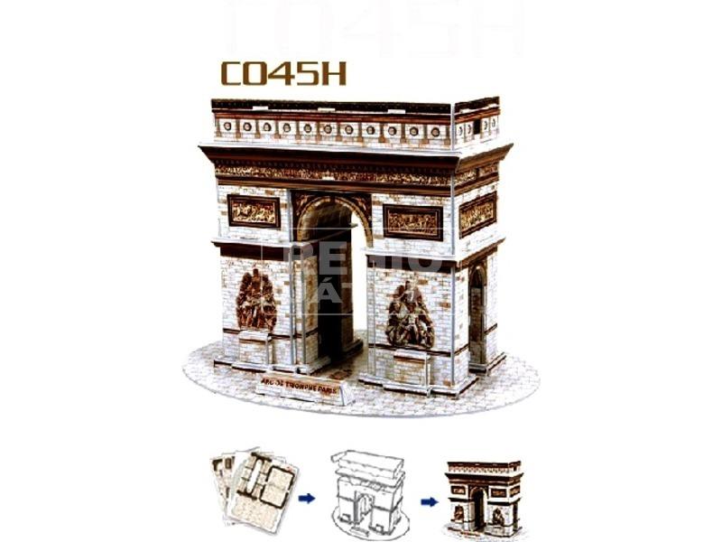 kép nagyítása Híres építmények miniatűr 3D puzzle