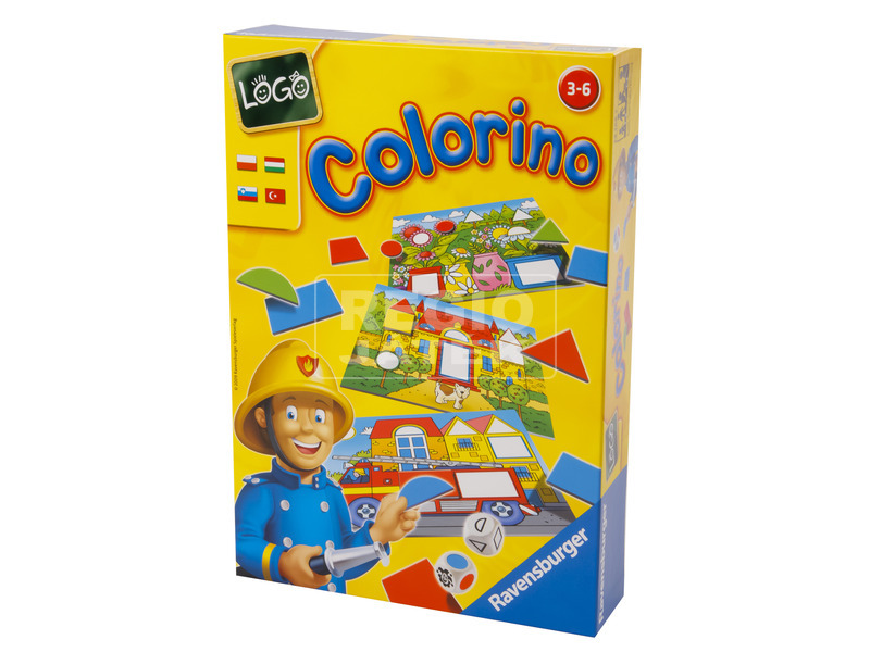 Logo Colorino társasjáték