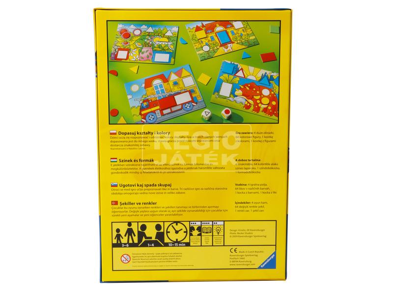 kép nagyítása Logo Colorino társasjáték
