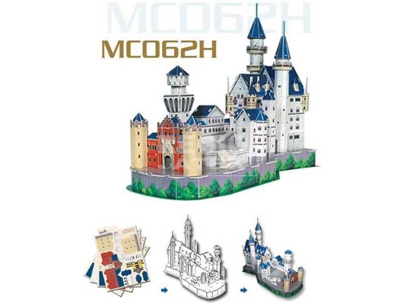 kép nagyítása Híres épületek 3D puzzle - többféle
