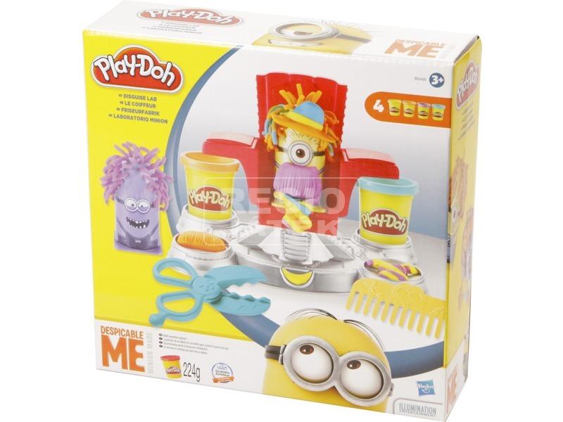 Play-Doh Minyonok fodrász-szalon