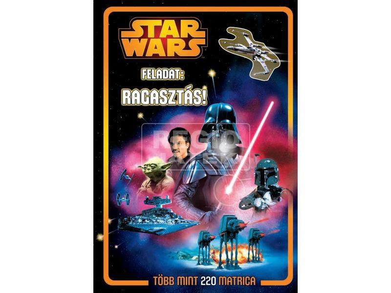 Star Wars matricás foglalkoztató