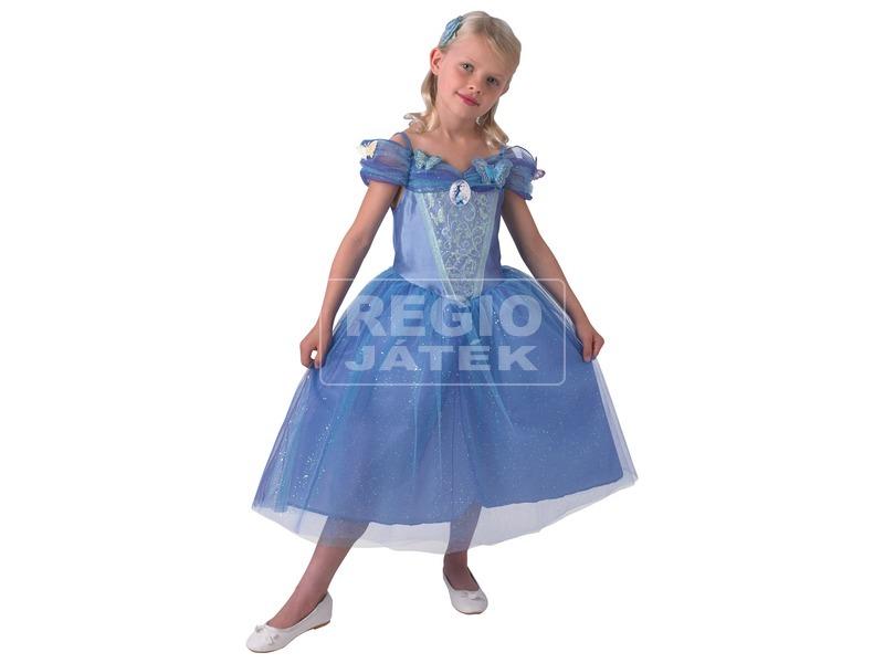 Disney hercegnők Hamupipőke jelmez - 104-es méret