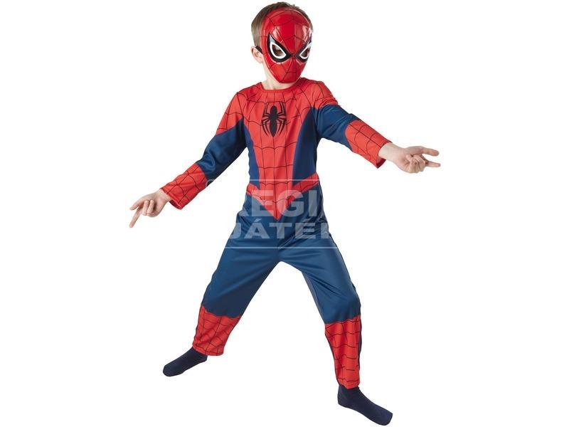 Pókember: Ultimate Spiderman jelmez - 128-as méret