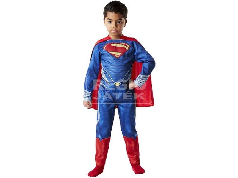 Superman jelmez - 128-as méret