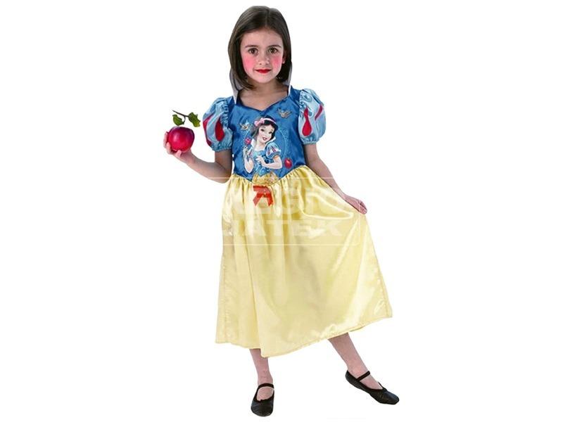Disney hercegnők Hófehérke jelmez - 128-as méret 8c2ebaaa5b