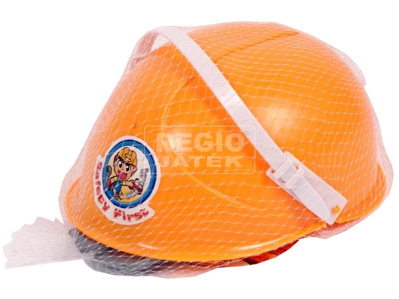 kép nagyítása Szerszámkészlet sisakban - narancssárga
