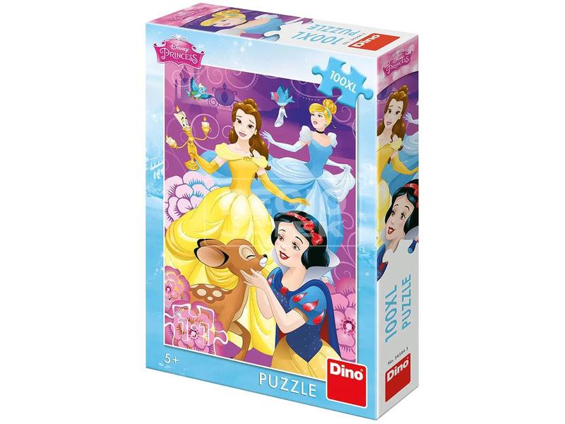 Disney palota kedvencek 100 darabos XL puzzle