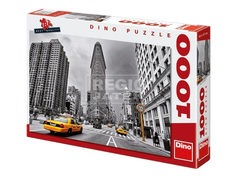 Manhattan, New York 1000 darabos puzzle