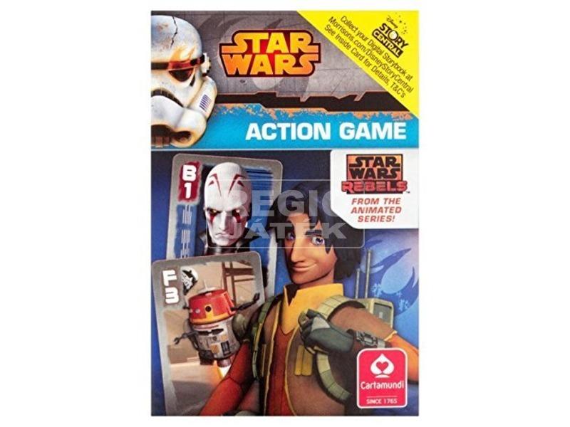 Star Wars Rebels akció kártya