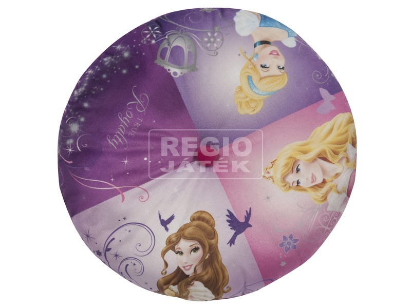 Disney hercegnők plüss díszpárna - 36 cm