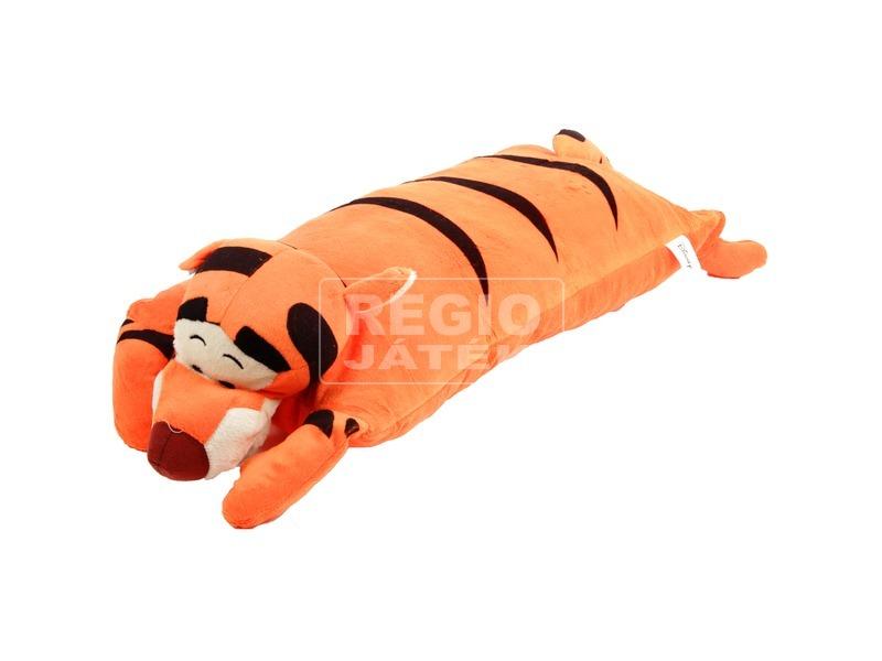 Tigris hosszú plüss párna - 25 x 50