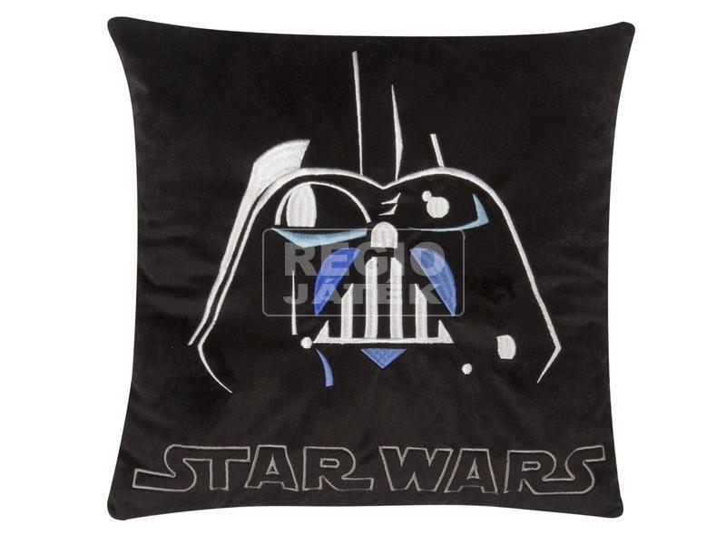 Star Wars: Darth Vader plüss díszpárna - fekete, 30 x 40 cm