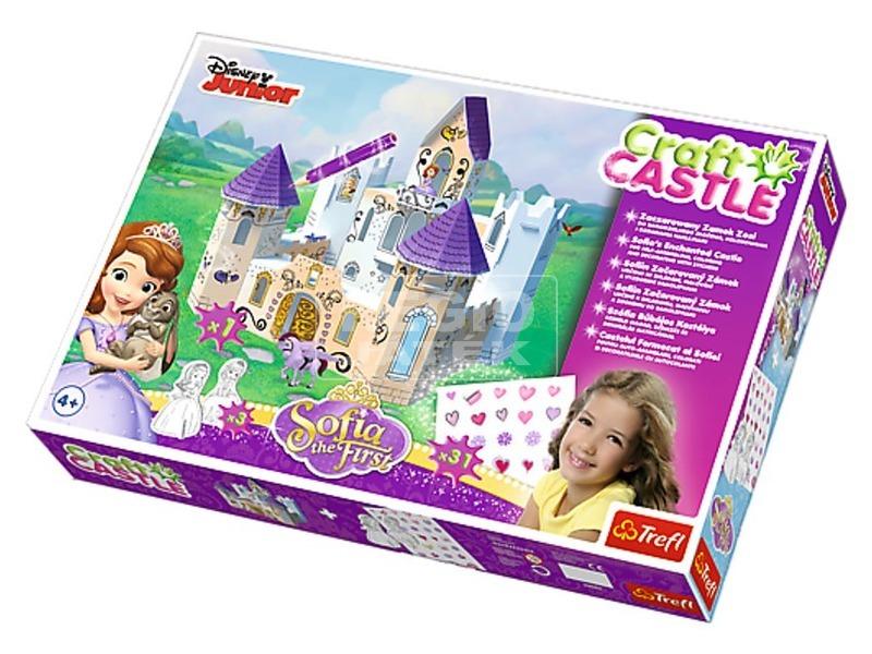 Szófia hercegnő Bűbájos kastélya készlet