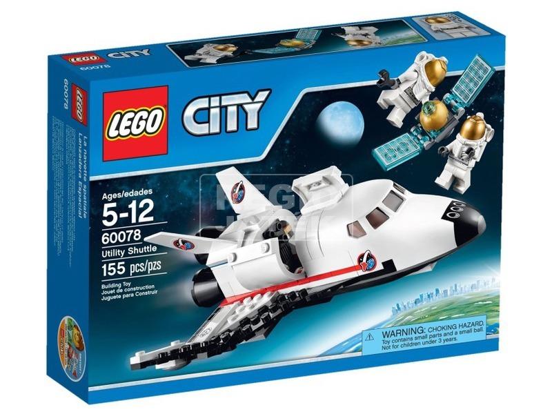 LEGO City Űrsikló 60078