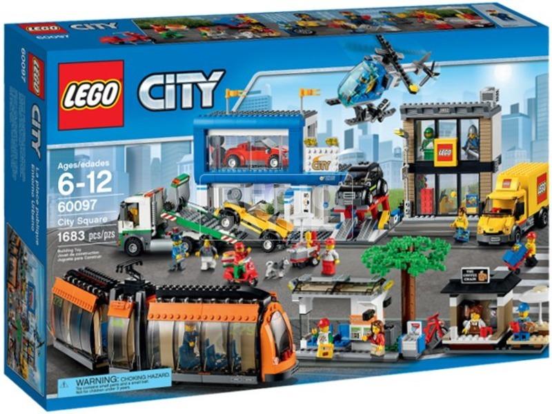 LEGO City Town Nagyvárosi hangulat 60097