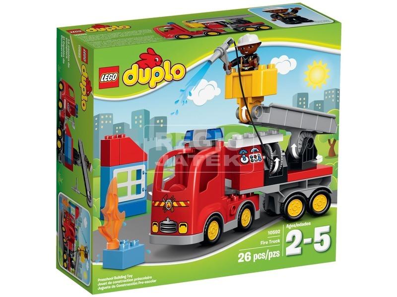 LEGO DUPLO Tűzoltóautó 10592
