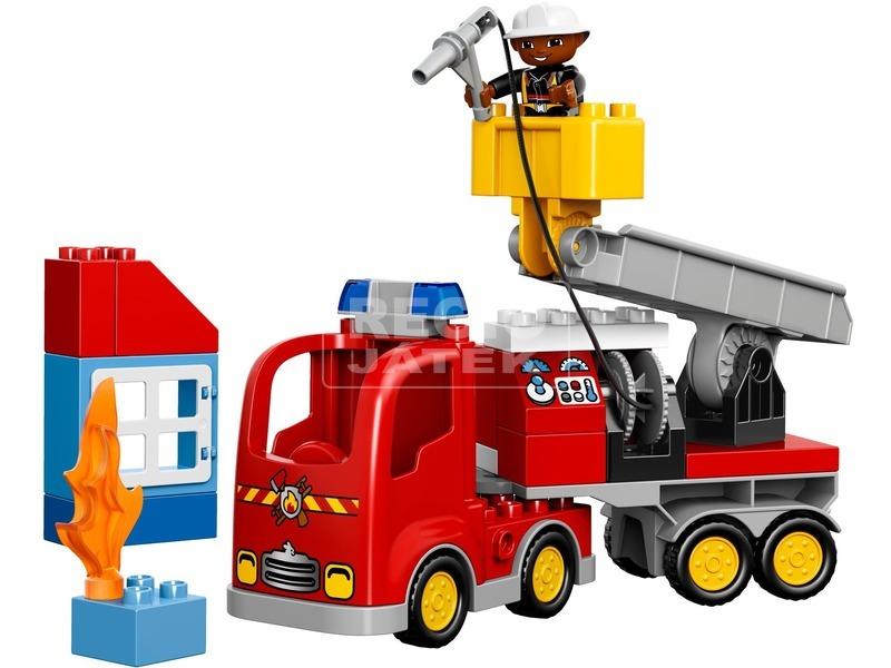 kép nagyítása LEGO® DUPLO Tűzoltóautó 10592