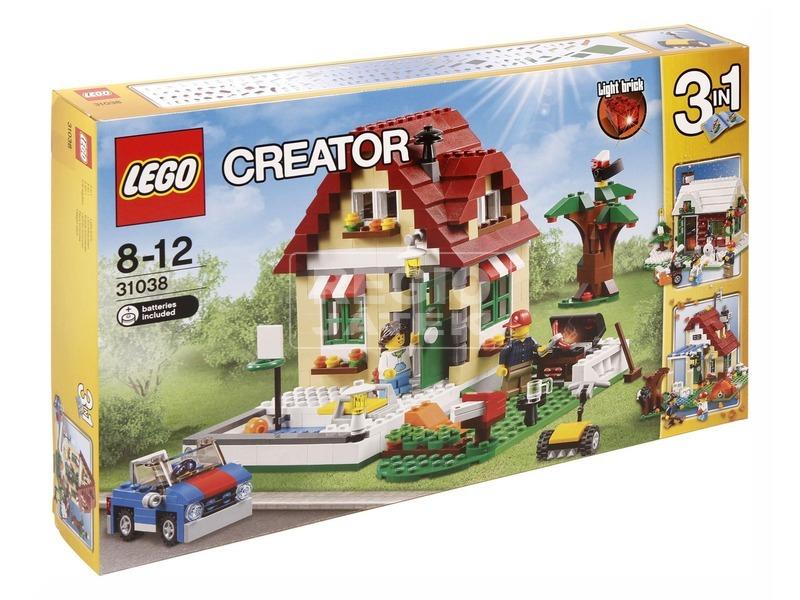 LEGO Creator Változó évszakok 31038