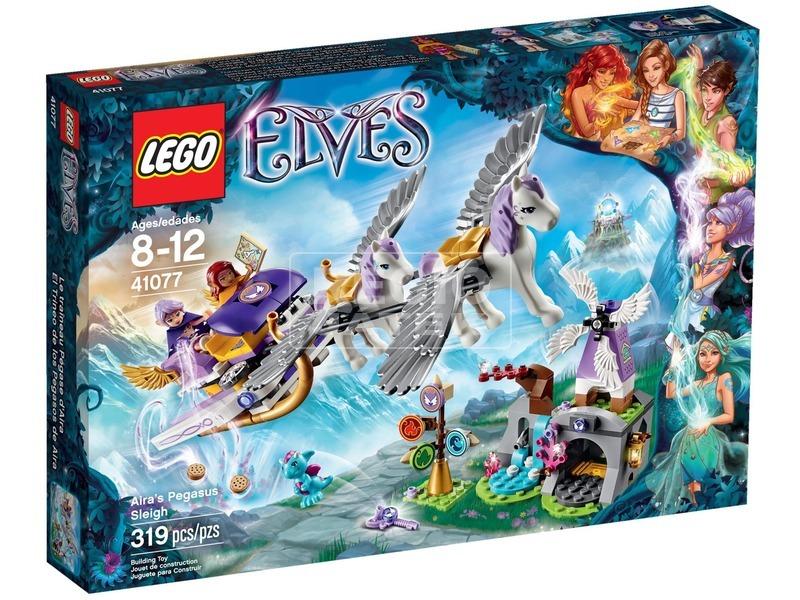 LEGO Elves Aira Pegazusos szánja 41077