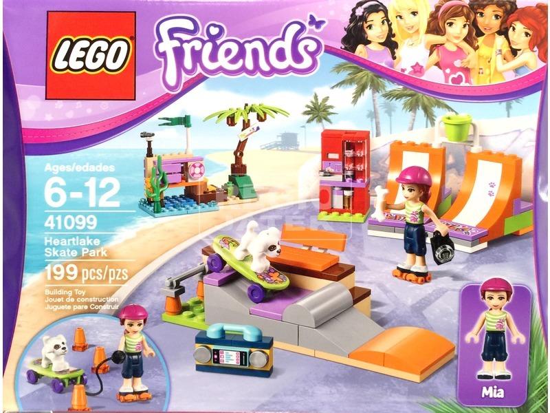 LEGO Friends Heartlake görkorcsolyapark 41099